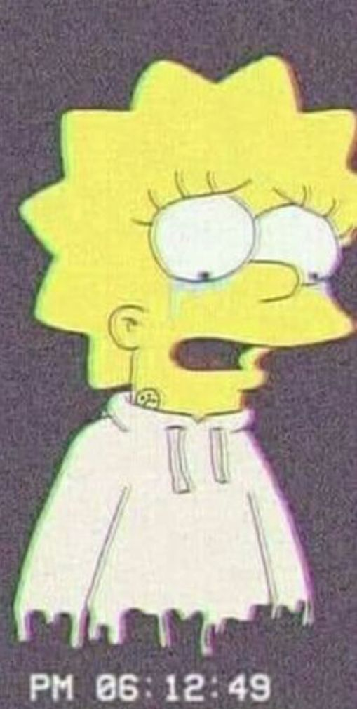 Lisa Simpson Dope Tumblr
