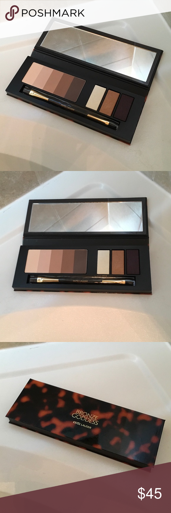 TONIGHT ONLY! Estée Lauder Bronze Goddess Estée Lauder Bronze Goddess The Nudes Eyeshadow Palette 0.45 oz, brand new! Estee Lauder Makeup Eyeshadow