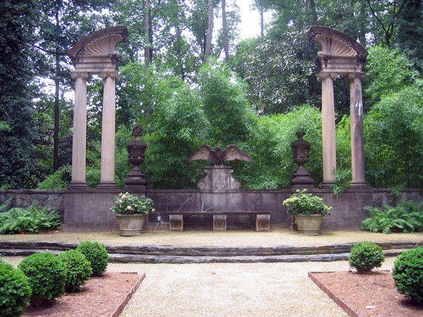 Superb Georgia History | Atlanta History Center | GardenVisit.com, The Garden  Landscape Guide