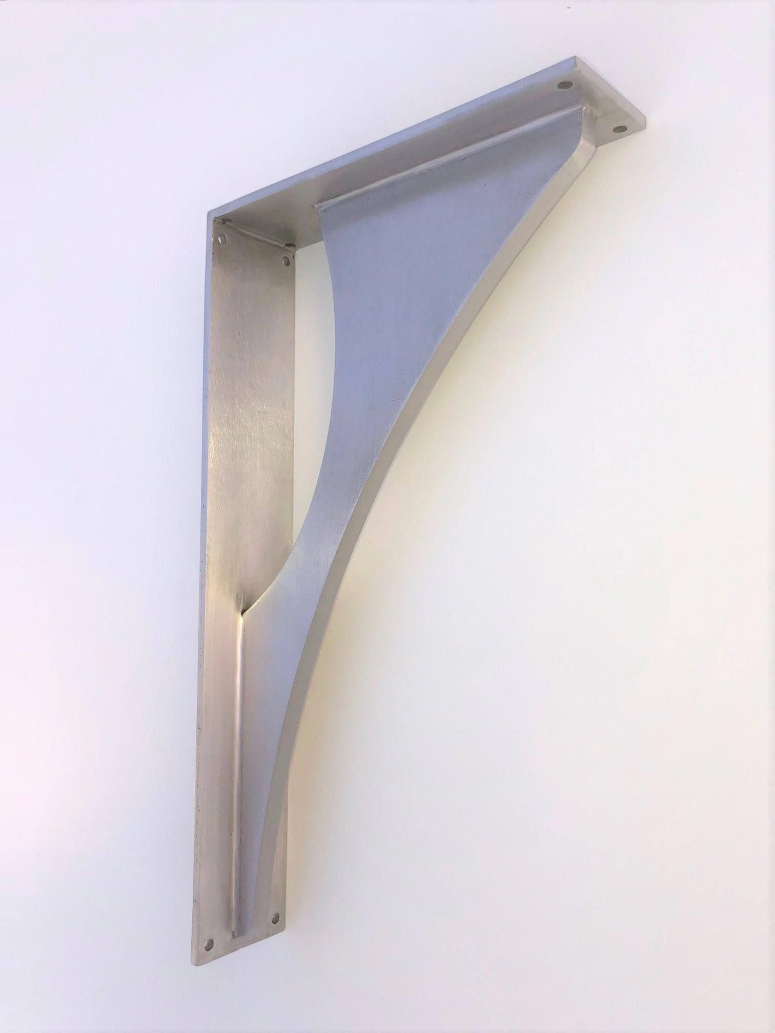 Large stainless steel brackets heavy duty architectural corbels