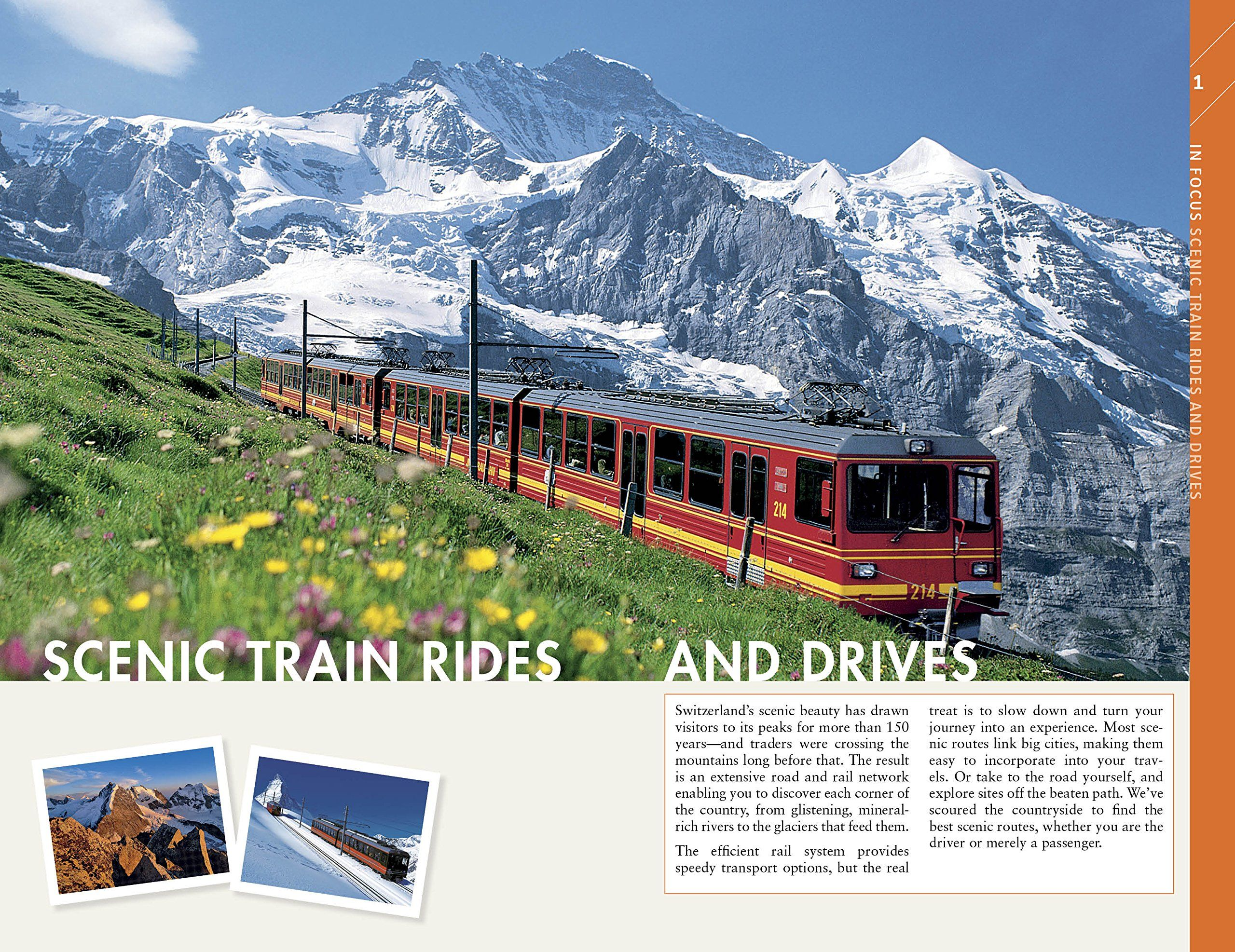 Fodor S Essential Switzerland Full Color Travel Guide Paperback June 12 2018 Full Color Switzerland Fodor Scenic Train Rides Travel Travel Guide