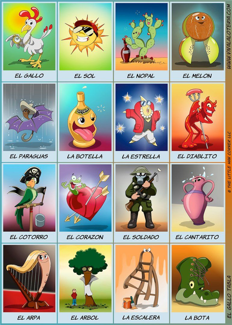 pin by gilberto guzman on loteria 2 in 2018 pinterest free