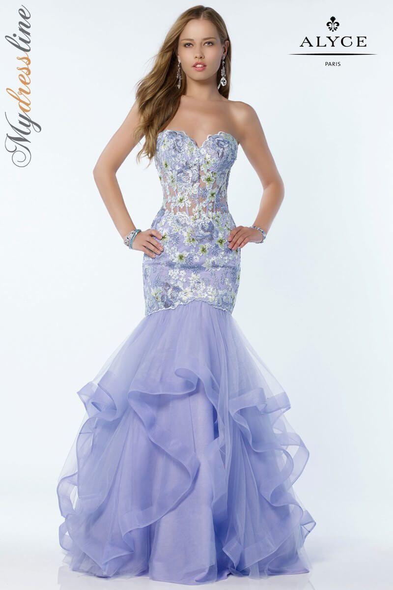 Alyce evening dress lowest price guaranteed authentic gown
