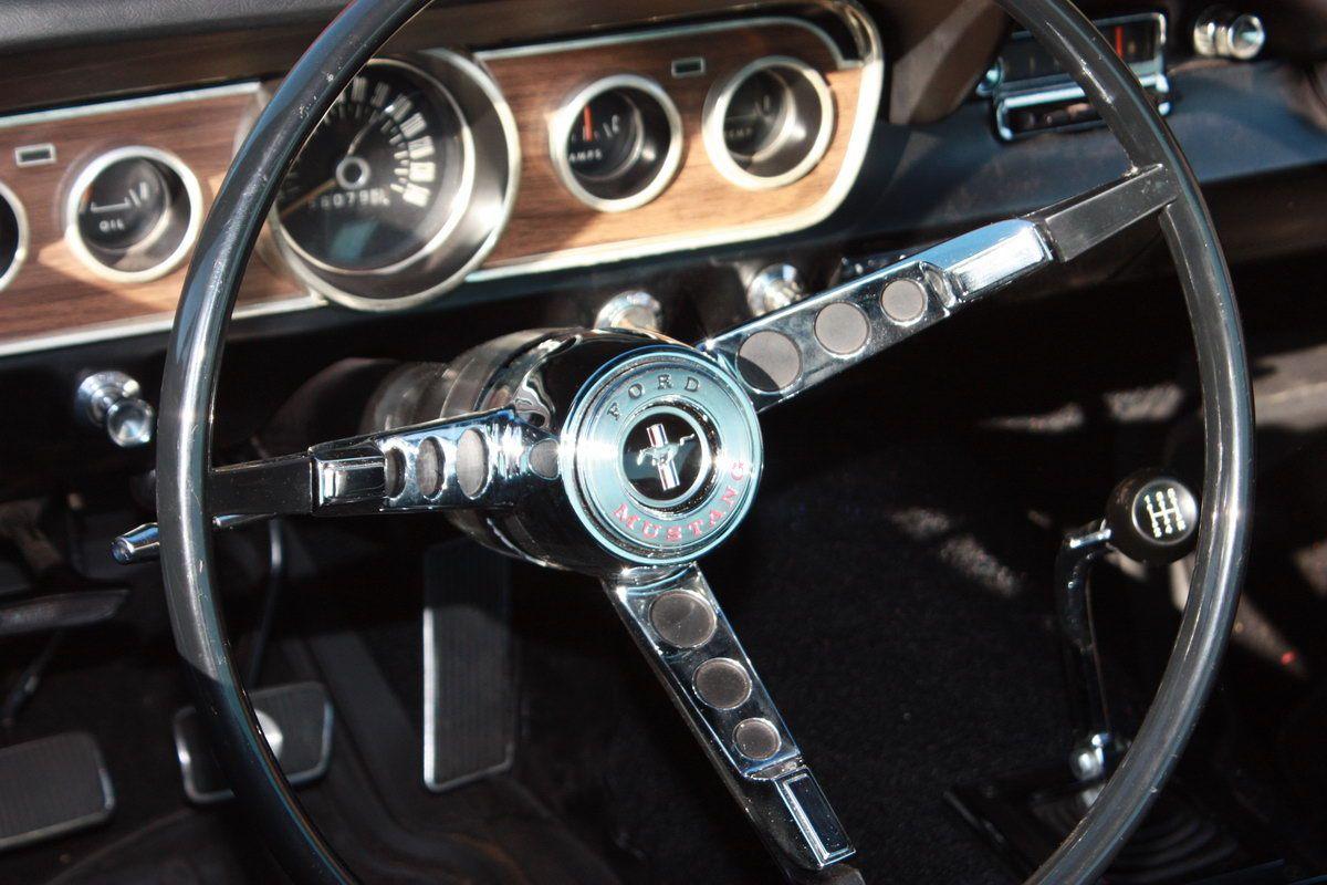 1965 1966 Mustang Steering Wheel Steering Wheel Mustang