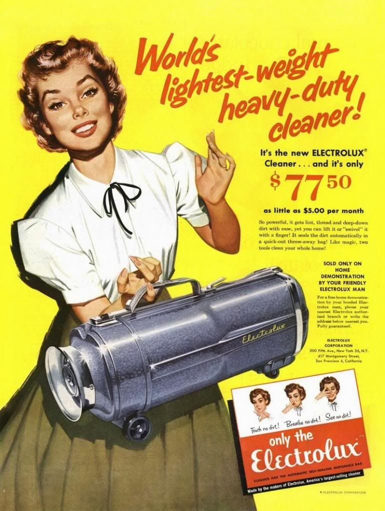 Electrolux Cleaner