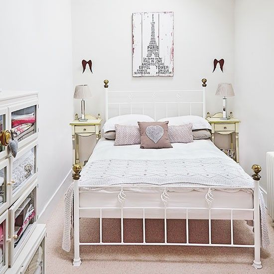 How to create the perfect dressing room | Bedrooms | Small room ...
