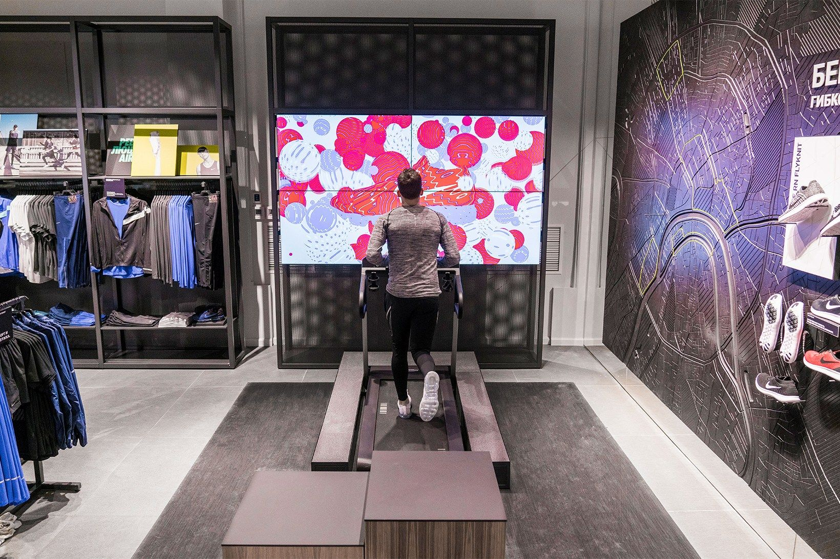 A Look Inside Nike\u0027s New Moscow Flagship | Moscow