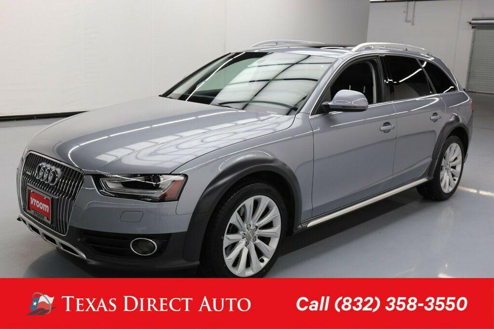 For Sale 2016 Audi Allroad Premium quattro Texas Direct