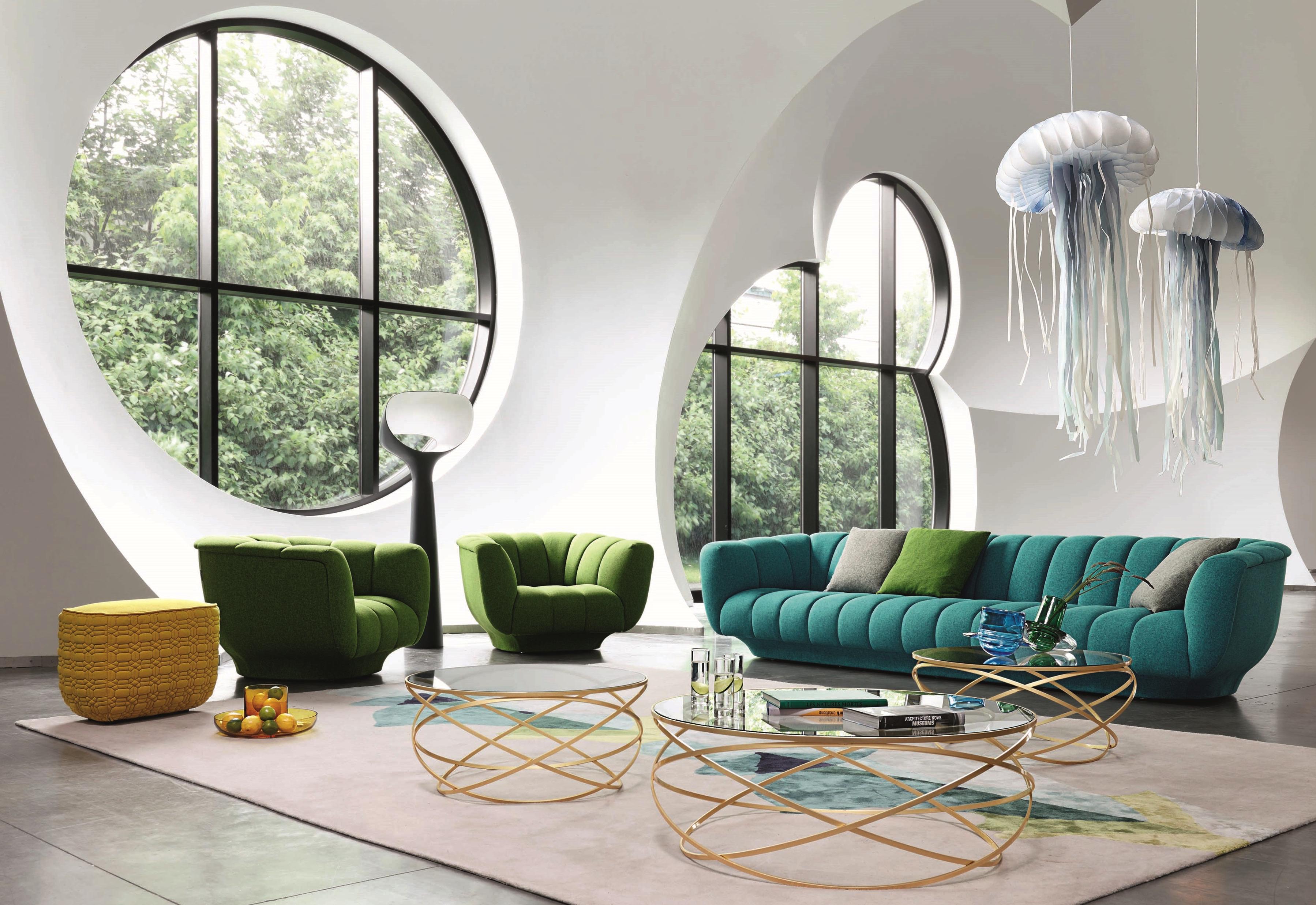 Hotel Lounge By Roche Bobois En 2020 Agencement Du Mobilier Mobilier De Salon Mobilier Design