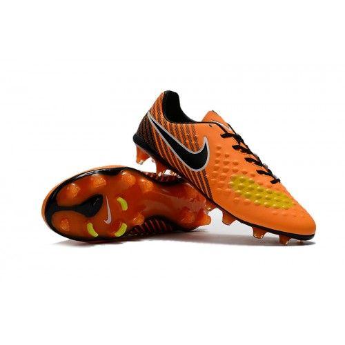 wholesale dealer 760e9 406bd A Poco Prezzo Scarpe A Stivaletto Da Calcio Nike Magista orden II FG  Arancione Nere