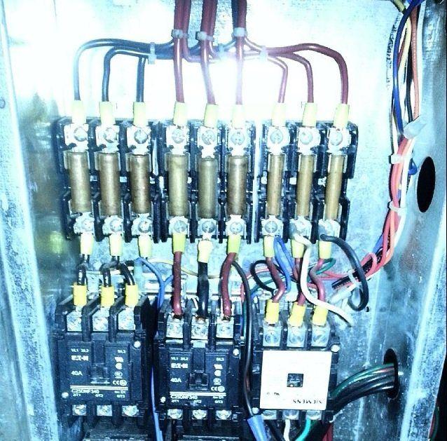 13 Breaker Panel Diagram Http Wwwdannychesnutcom Electronics Wiring