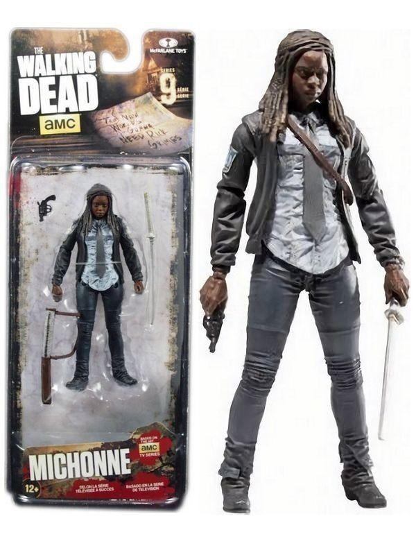 The Walking Dead Daryl Dixon Fossoyeur Series 9 action figure
