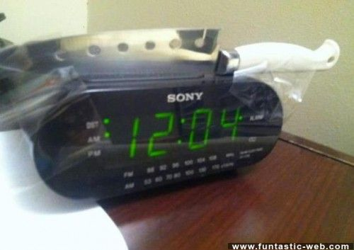 How to make sure you wake up on time