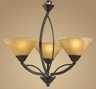 Bronze Chandeliers | lighting collections bronze finish collection bronze 3 lite chandelier ...