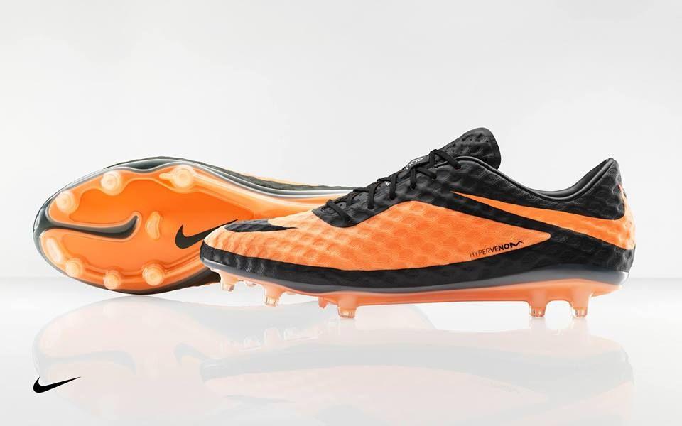 chaussure de foot nike orange neymar