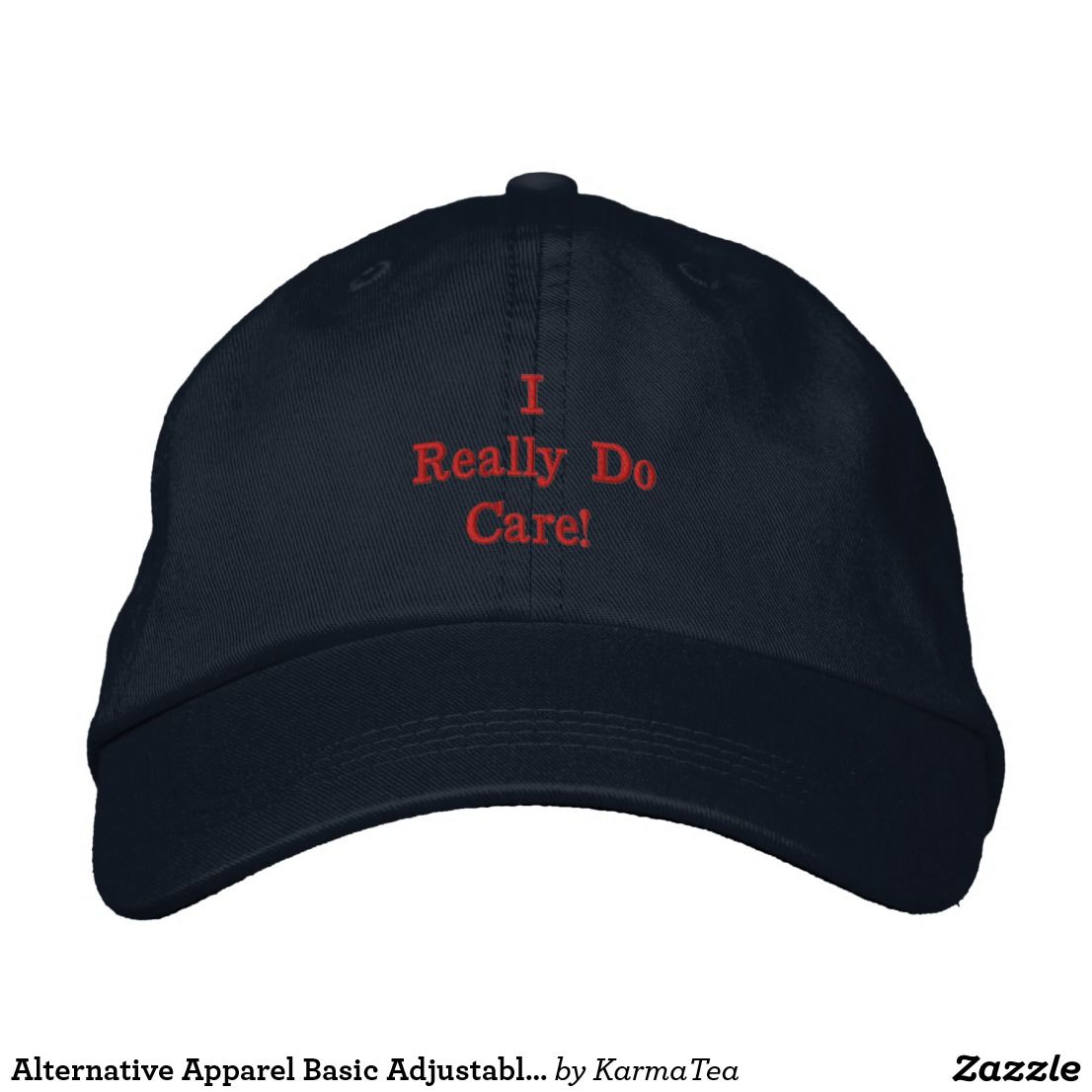 0ebddc052c0 Alternative Apparel Basic Adjustable Cap
