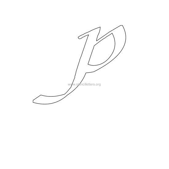 Uppercase calligraphy wall stencil letter p letter templates uppercase calligraphy wall stencil letter p letter templates pinterest stencil lettering calligraphy and stenciling spiritdancerdesigns Images