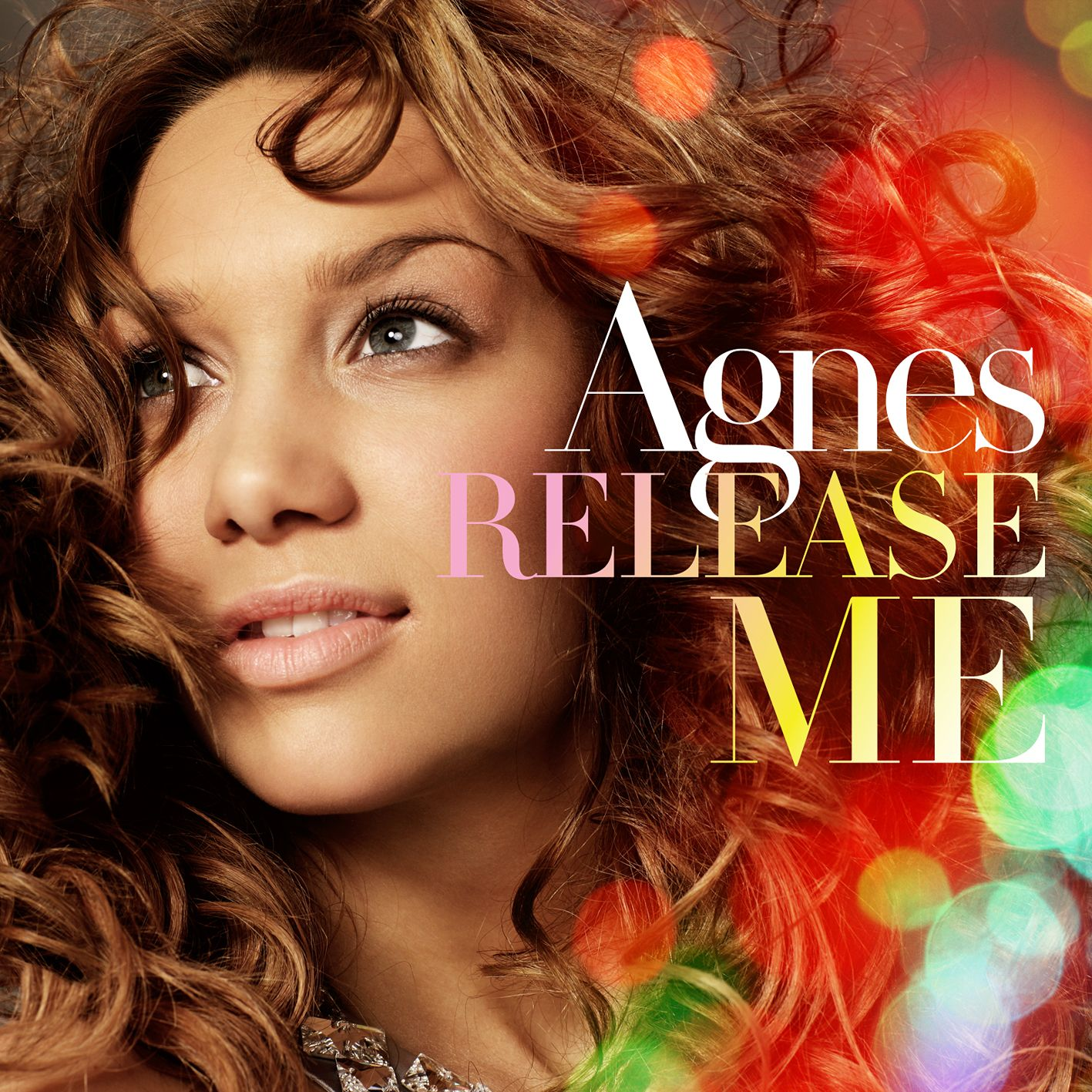 Agnes – Release Me (single cover art)