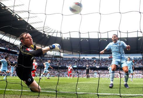 Man City vs QPR