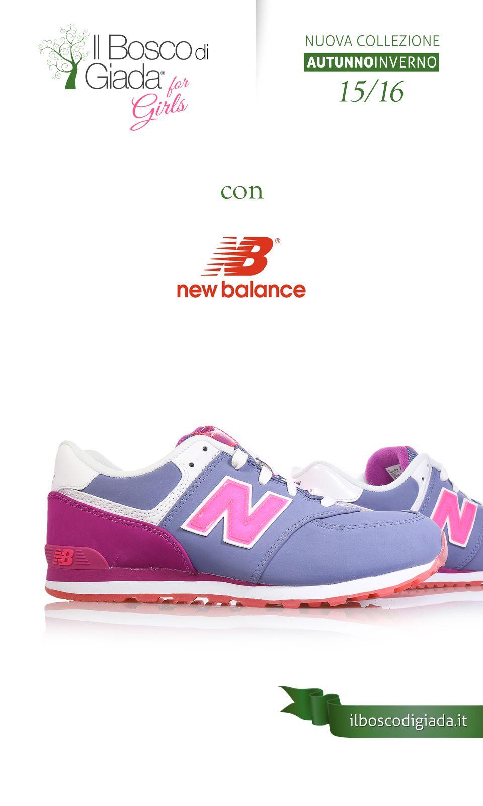 scarpe bimbo inverno new balance