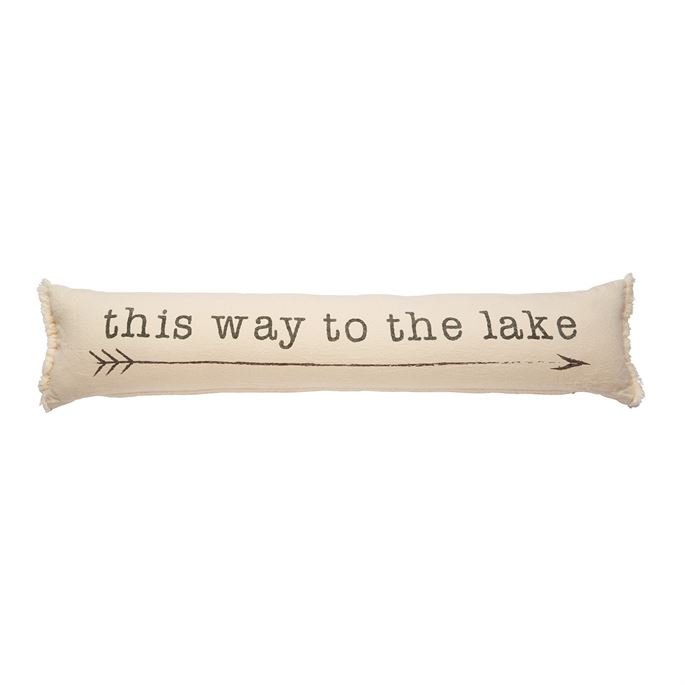 To The Lake Long Skinny Pillow