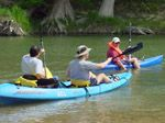 Guadalupe Canoe and Camping #1