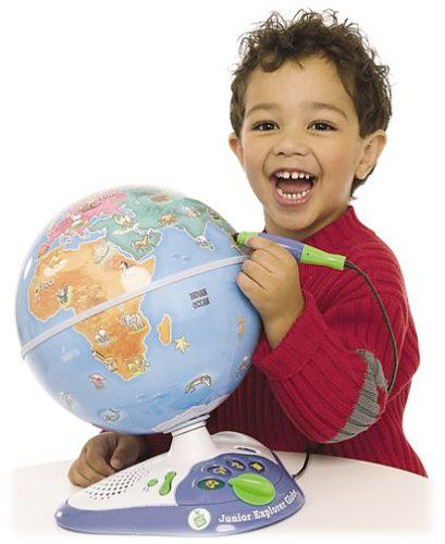 Amazon leapfrog junior explorer interactive globe toys amazon leapfrog junior explorer interactive globe toys games great toys for a 5 years old pinterest interactive globe gumiabroncs Images