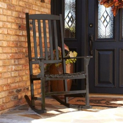 Want to add classic style to your outdoor space? Check out the SEI Porch Rocker on this week's Wishack Weekly Deal!