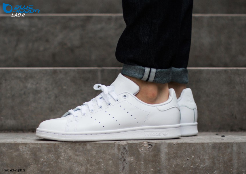 adidas uomo sneakers bianche