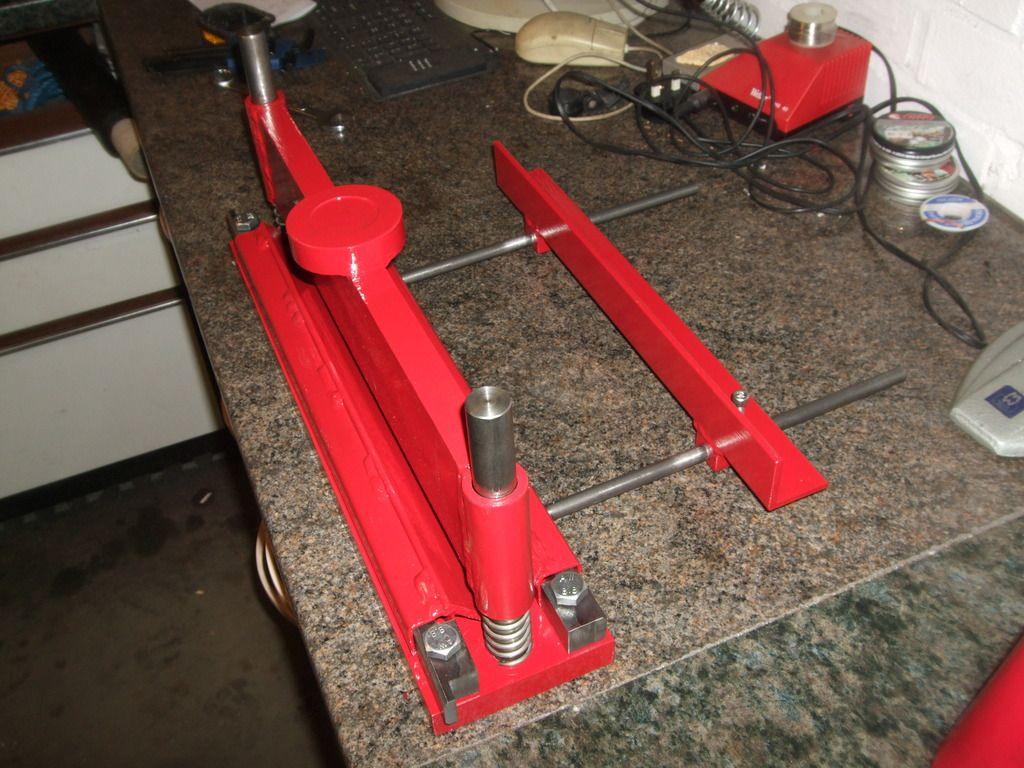 diy press brake Press brake, Metal fabrication, Diy