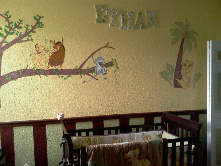 Baby Room Themes For The The Lion King Google Search