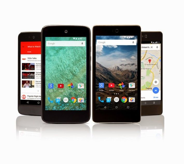 Marshmallow 6.0.1 already hitting Android One devices | AndroidAuthority