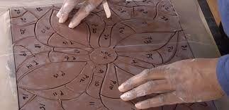 Resultado de imagen de mural arts. ceramic