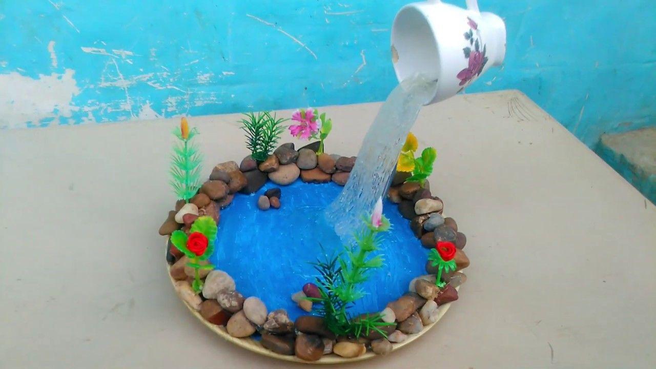 Pin On Art Cup Waterfall