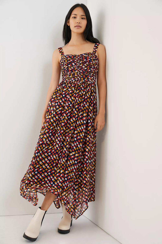 Frannie Sweetheart Maxi Dress Anthropologie Tiered Maxi Dress Maxi Dress Mini Wrap Dress [ 1500 x 1000 Pixel ]