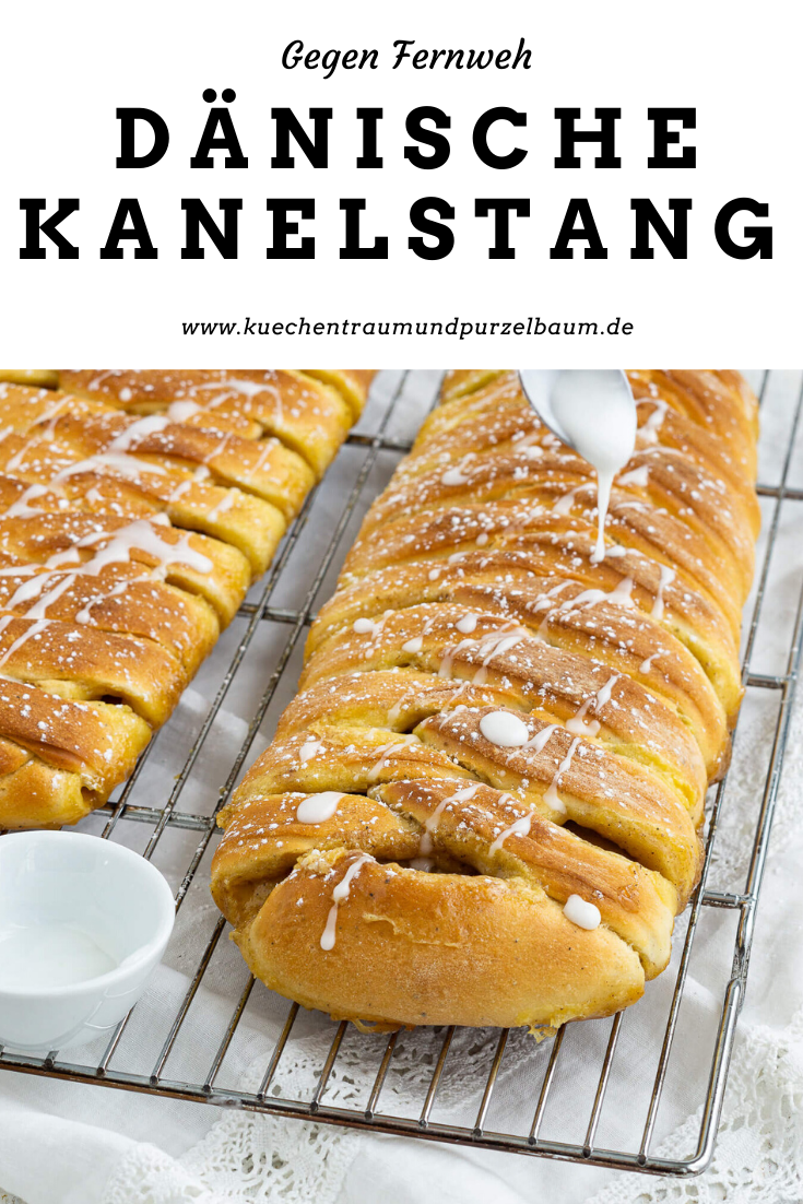 Kanelstang Wie In Danemark Kuchentraum Purzelbaum Rezept In 2020 Lecker Danische Rezepte Hot Dog Brotchen
