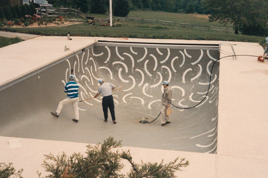 Swimming Pool Painters : Dive into pools with designs and installations by picasso