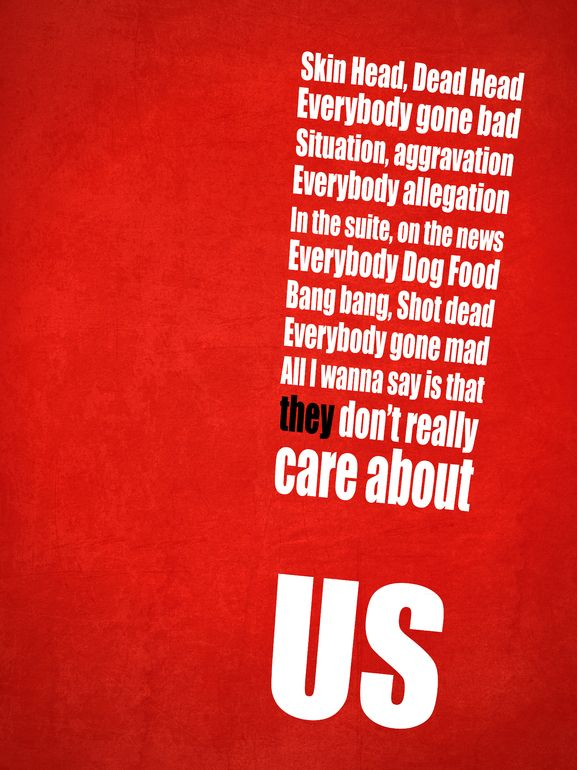 From They Don T Care About Us By Michael Jackson Michael Jackson