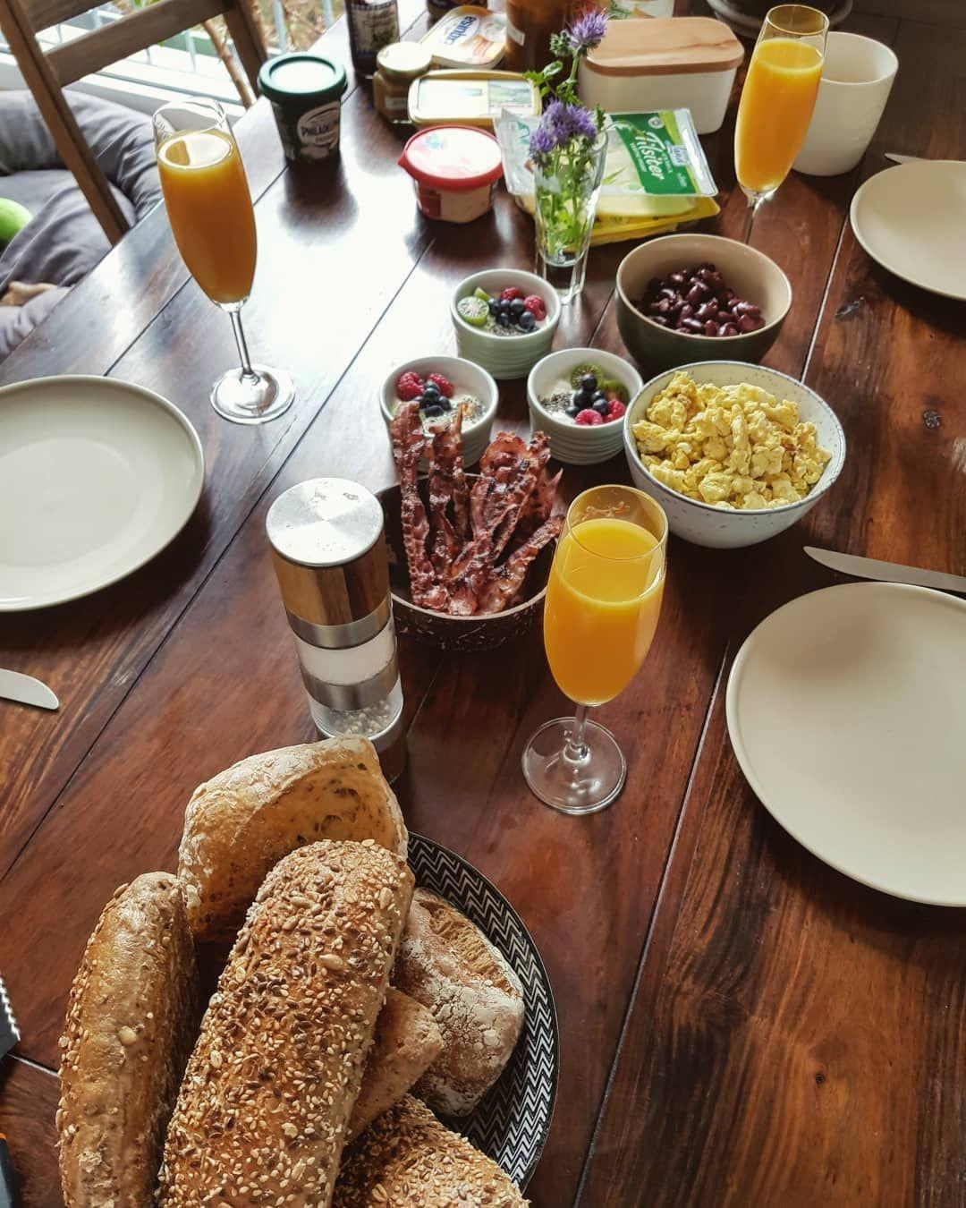 Englisches Sonntagsfrühstück mit  Lieblingsmenschen!