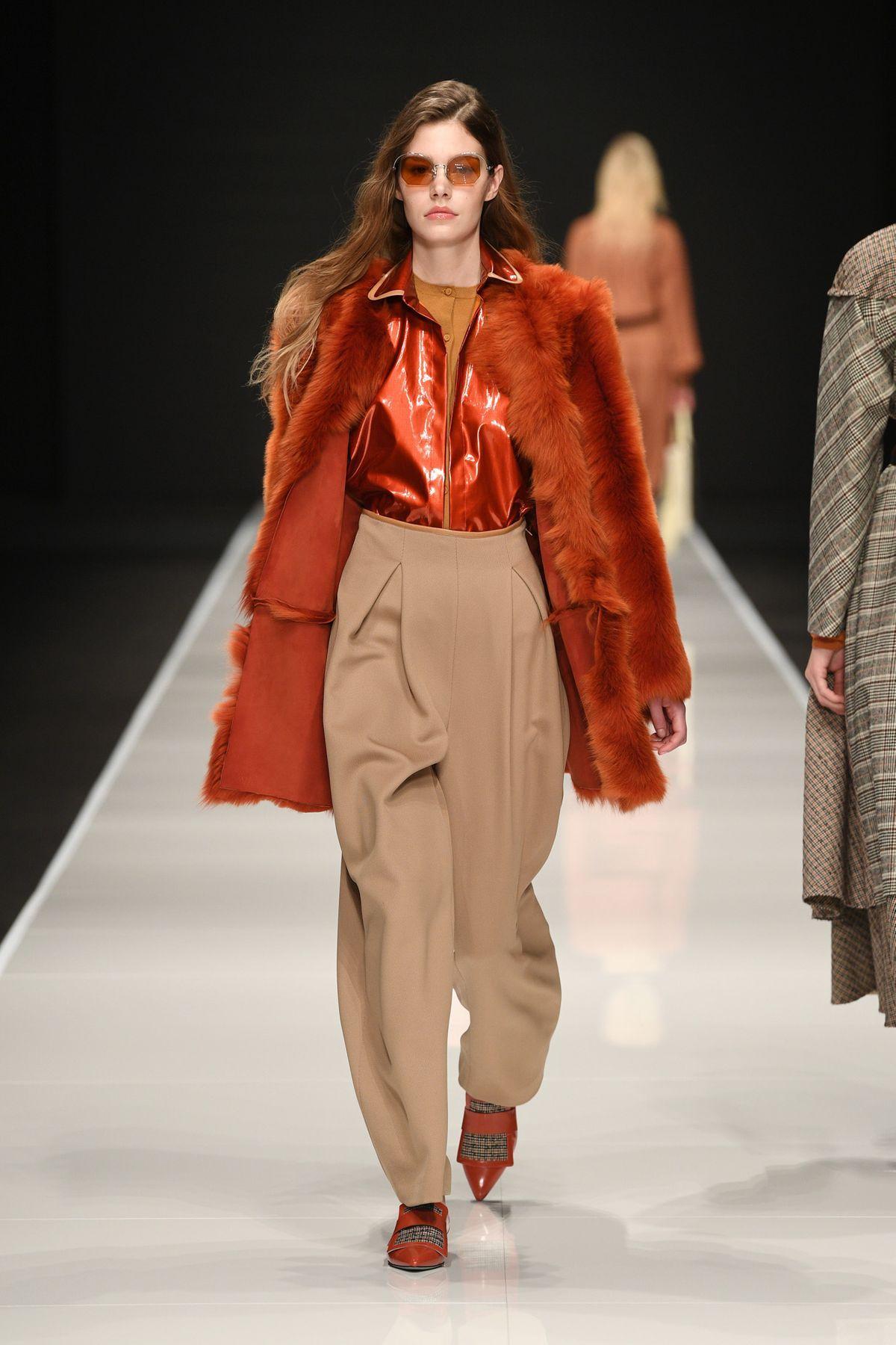 2a6488a3cd2 Anteprima Ready To Wear Fall Winter 2019 Milan - NOWFASHION