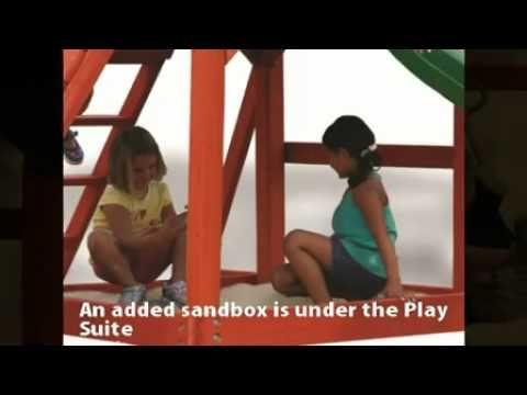 The Nantucket swingset!