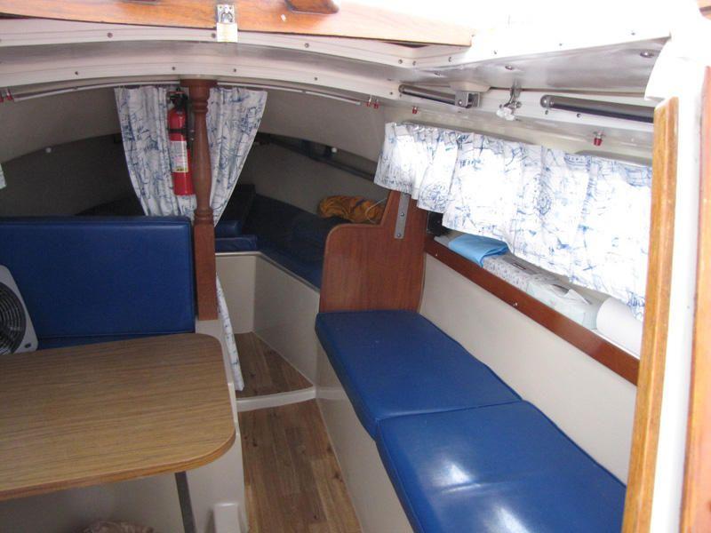 Catalina 22 interior sailing pinterest on catalina 22 wiring diagram Fan Wiring Diagram Oday 23 Wiring Diagram