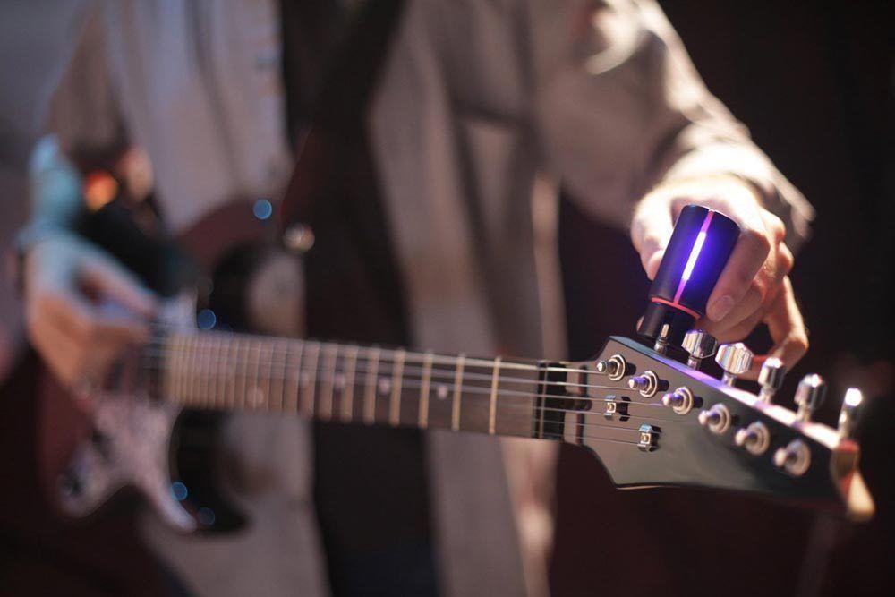 Roadie Automatic Guitar Tuner Guitar tuners, Guitar