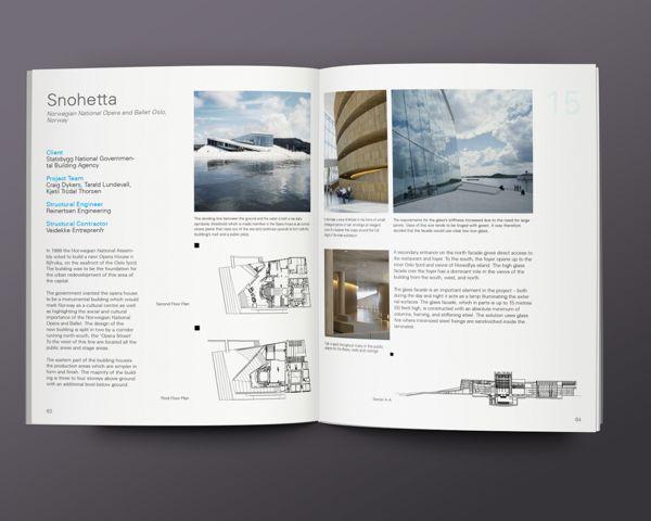 Contemporary Glass Architecture Book Design By Ana Novakovic Via