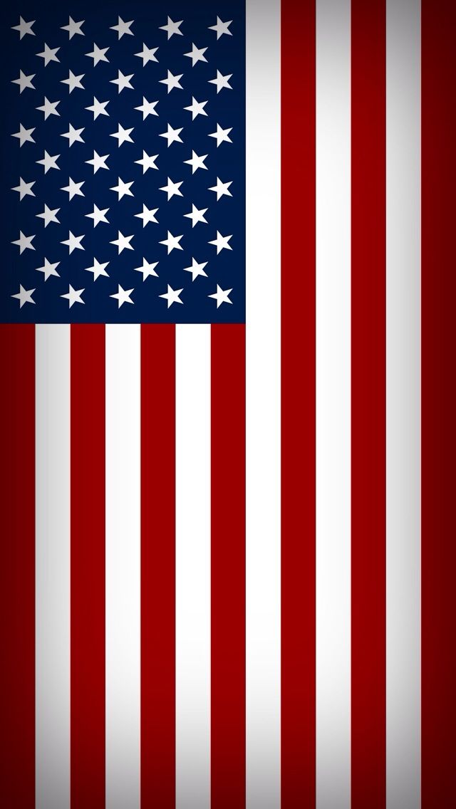 American Flag iPhone Wallpaper Pinterest Flags, Wallpaper and - America Flag Background
