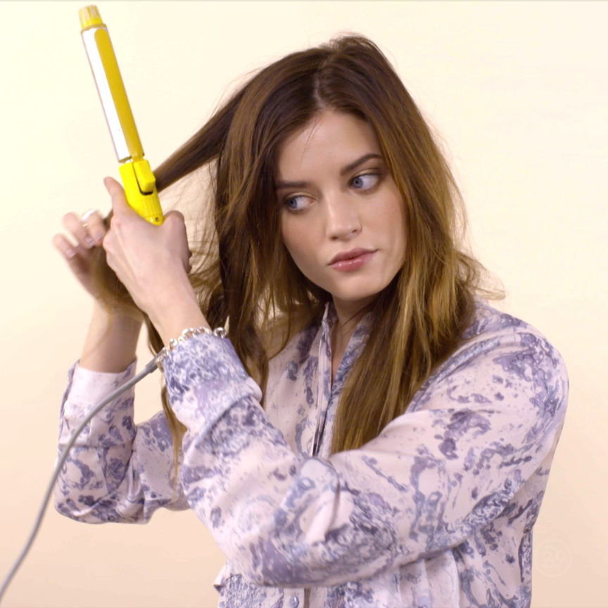 How to get those gorgeous beachy waves | Video | Hair ...