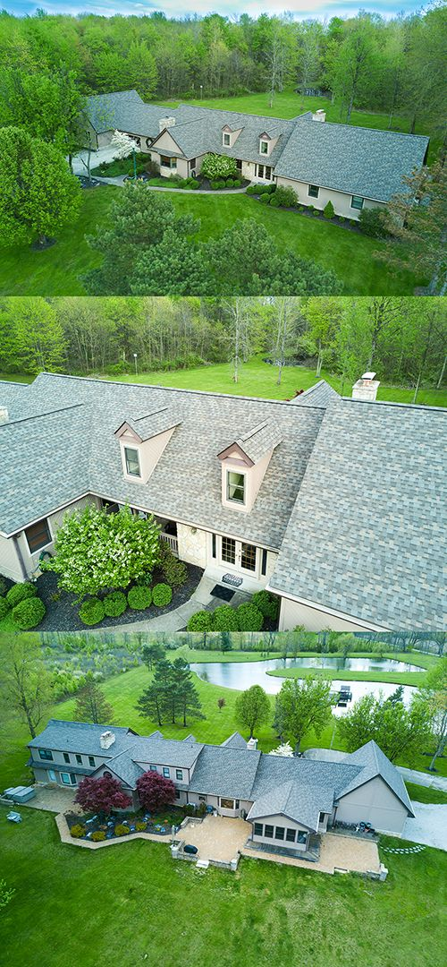 Heather Wood Roof Shingles By Able Roof Check Out Our Gallery And More Shingle Options Roofing Roof Shingles Roof Architecture
