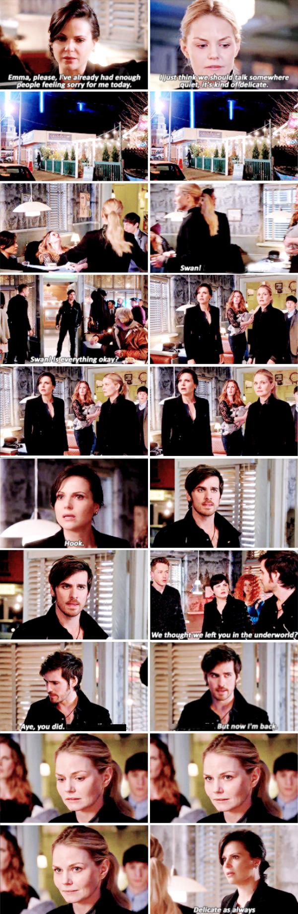 "Regina, Emma, Killian, David and Snow White - 5 * 22 ""Only You"" - 5 * 23 ""An Untold Story"""