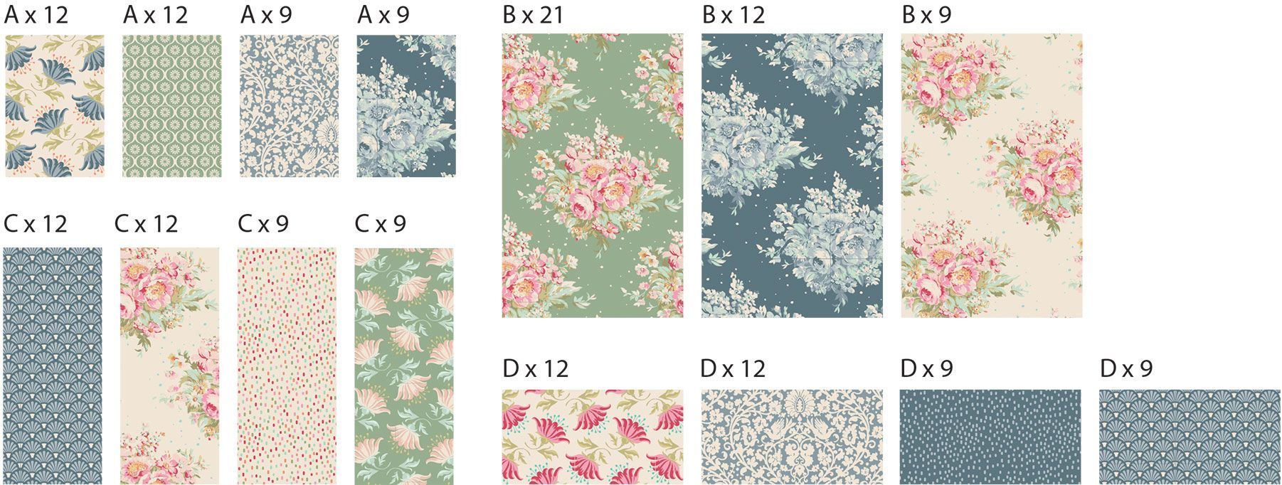 The Painting Flowers Quilt | Tildas World | Blanket | Pinterest ...