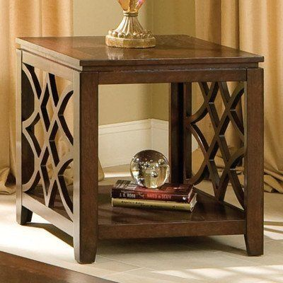 Standard Furniture Woodmont End Table, Grand Designs By Standard Furniture